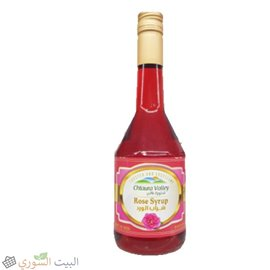 Chtaura Valley Rose Syrup 1L
