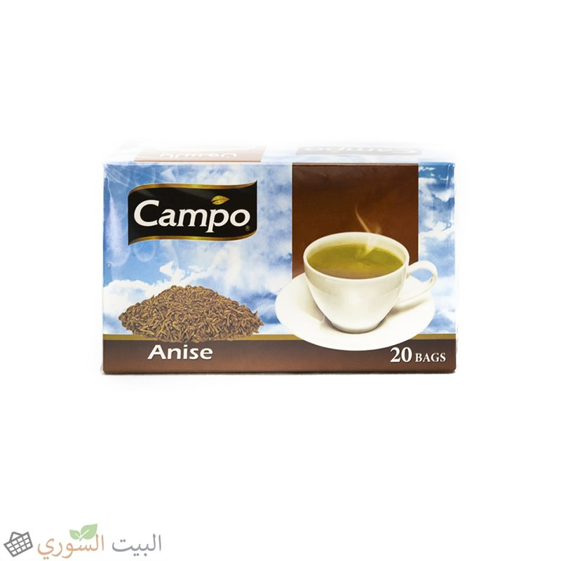 Campo Herbs Anise 20 Bags