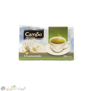Campo Herbs Chamomile 20 Bags