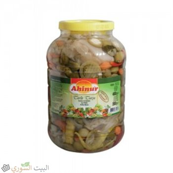 Ahinur Mixed Pickles 1650g