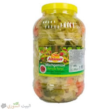 Ahinur Mixed Pickles 2800g