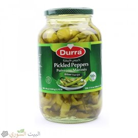 Durra Pickled Peppers 500g