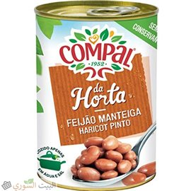 Compal haricots pinto 260g