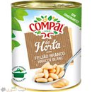 Compal haricots White 520g