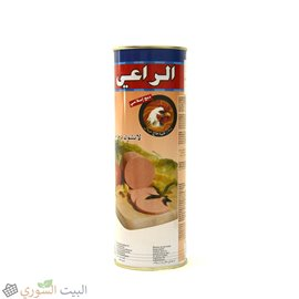 Al-Raii Chicken luncheon meat with Paprika 800g