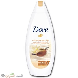Dove Shower Purely Pampering Caring Oils 500ml