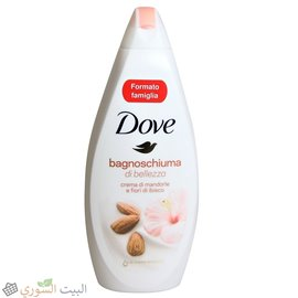Dove Almond And Hibiscus Shower Gel 700ml