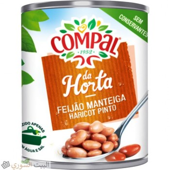 Compal haricots pinto 520g