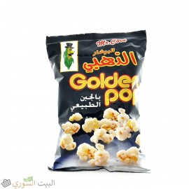 Mr.Corn Golden pop with cheese