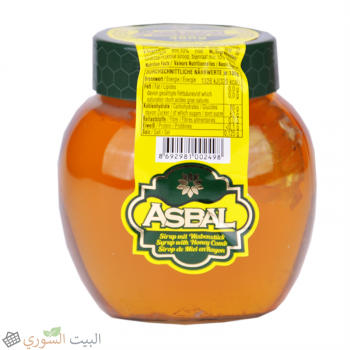 Asbal Honey with comb 480g